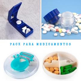 Pack Para Medicamentos